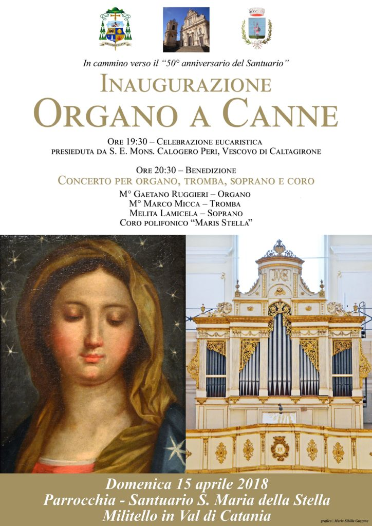 locandina A3 concerto organo