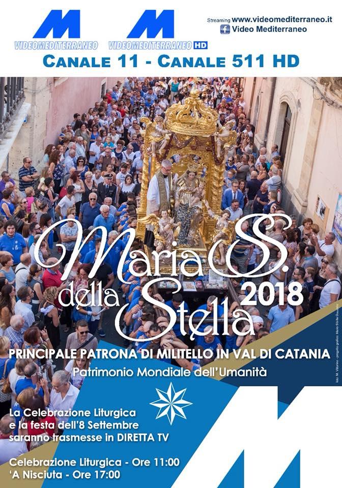 Diretta festa 2018